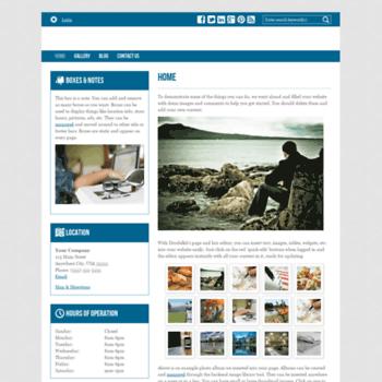 Веб сайт amysanchez.doodlekit.com
