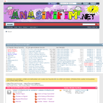 anasinifim.net at WI. Buy Domains - anasinifim.net is for ...