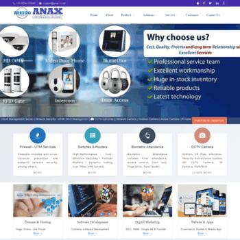 Anax.in.net thumbnail
