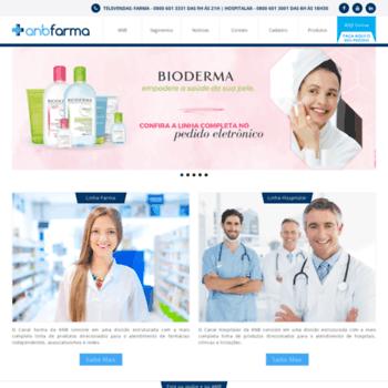 Anbfarma.com.br thumbnail