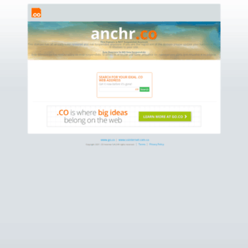 Anchr.co thumbnail