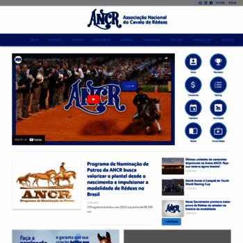 Ancr.org.br thumbnail
