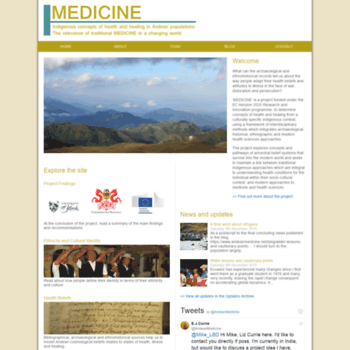 Andeanmedicine.net thumbnail