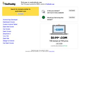 androidash com at Website Informer  Visit Androidash