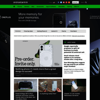 Androidcentral.com thumbnail