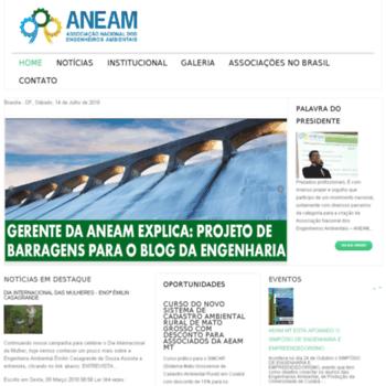 Aneam.org.br thumbnail