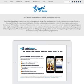 Angeldigital.marketing thumbnail