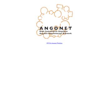 Angonet.org thumbnail