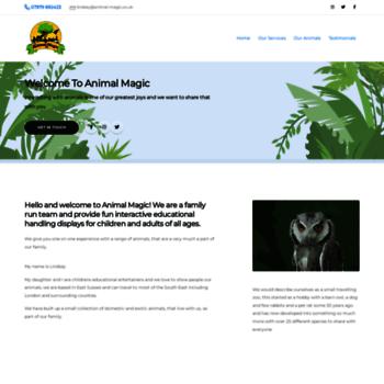 Animal-magic.co.uk thumbnail