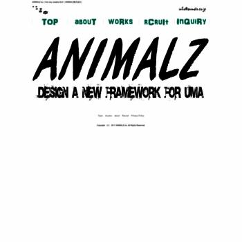 Animalz.co.jp thumbnail