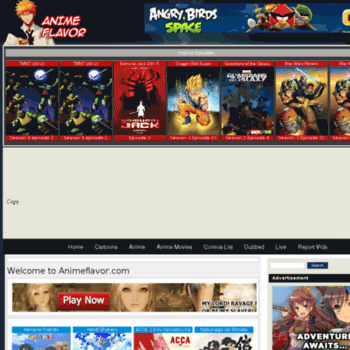 Animeflavor.site thumbnail