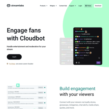ankhbot com at WI  Streamlabs Chatbot | Create your own