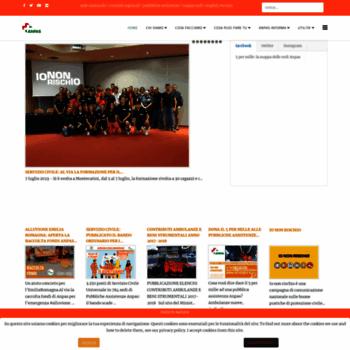 Anpas.org thumbnail