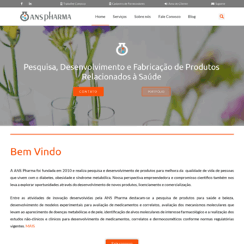 Anspharma.com.br thumbnail