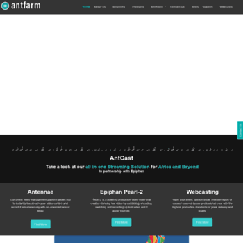 Antfarm.co.za thumbnail