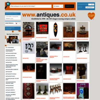 Antiques.co.uk thumbnail
