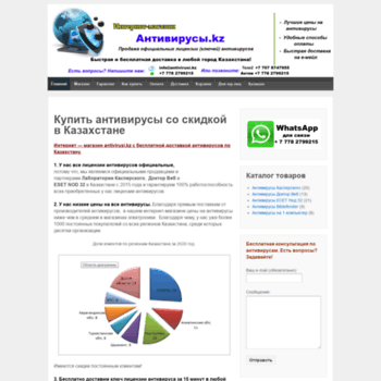 Antivirusi.kz thumbnail