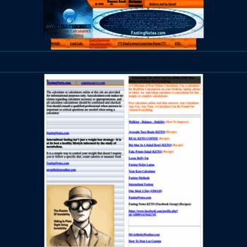 Anycalculator.com thumbnail
