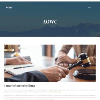 Aowc.net thumbnail