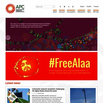 Apc.org thumbnail