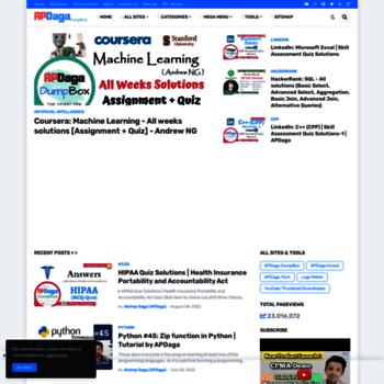 apdaga com at WI  APDaga's DumpBox