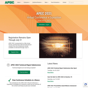 apec-conf org at Website Informer  Home  Visit Apec Conf
