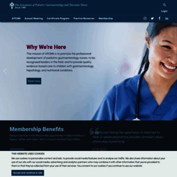 Apgnn.org thumbnail
