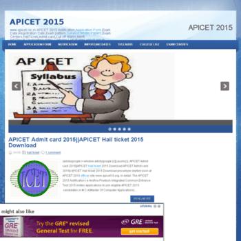 Apicet.in thumbnail