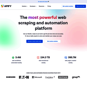 Image result for Apify SDK