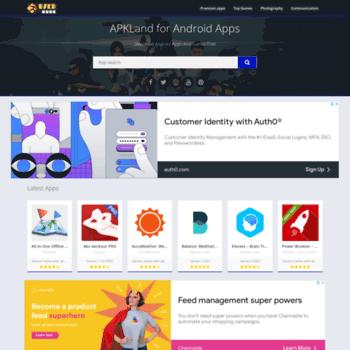 apkland net at WI  APKLand | APK Free Download For Android