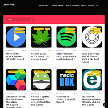 apkocean net at WI  APK4Free | Download Paid Android Apps and Games
