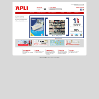 Apli Agipa At WI APLI Etiquettes Adhesives Et Fournitures De