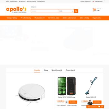 Apollos.cz thumbnail