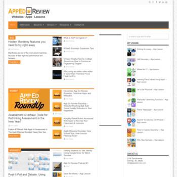 Appedreview.com thumbnail