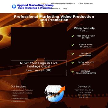 Appliedmarketinggroup.biz thumbnail
