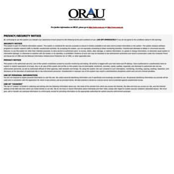 Apps.orau.gov thumbnail