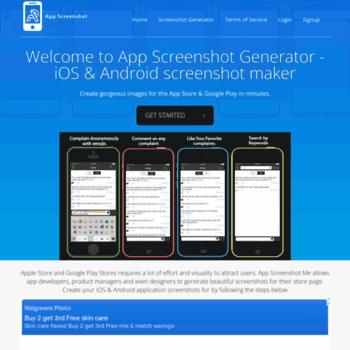 Ios App Store Screenshot Generator - Disun