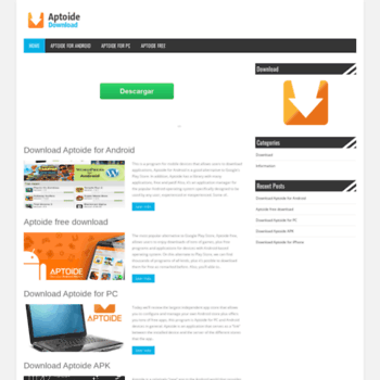 aptoidedownload net at WI  Aptoide Download