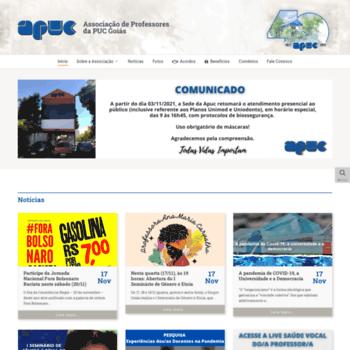 Apuc.org.br thumbnail