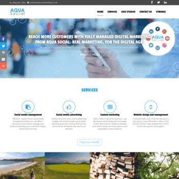 Aqua-marketing.co.uk thumbnail