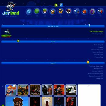 ar.joy.land at WI. JoyLand - Play and joy! | Free games online