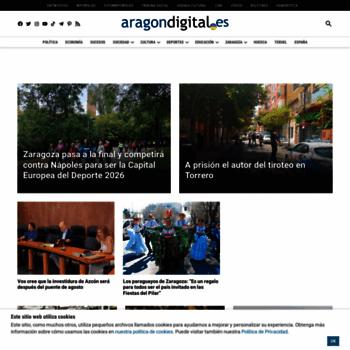 Aragondigital.es thumbnail