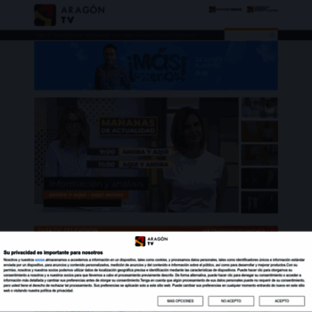 Aragontelevision.es thumbnail