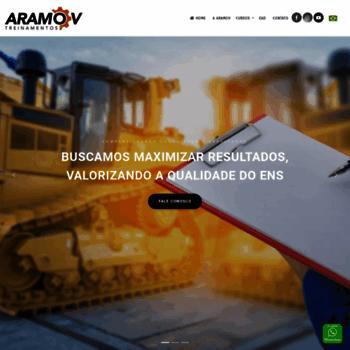 Aramov.com.br thumbnail
