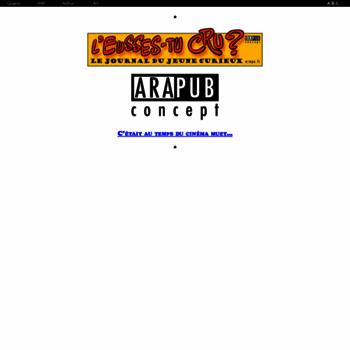 Arapu.fr thumbnail