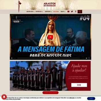 Arautos.com.br thumbnail