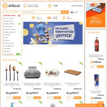477e755fcace arba.uz at WI. Arba.uz - интернет магазин в Ташкенте с доставкой по ...