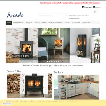 Arcadewales.co.uk thumbnail
