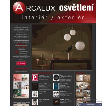 Arcalux.cz thumbnail
