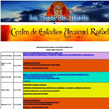 Arcangelrafael.com.ar thumbnail
